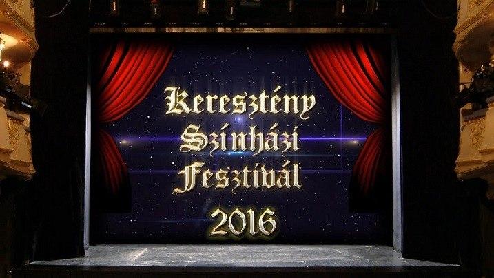 Pénteken nyitja meg kapuit a Keresztény Színházi Fesztivál