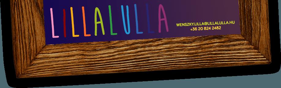 LillaLulla – Látogatás Perger-Wenszky Lillánál