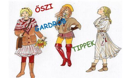 Őszi gardróbtippek minden karakterre