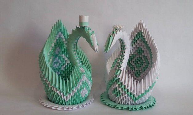 Origami különleges alkalmakra!