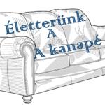 A kanapé a nappali legmeghatározóbb része