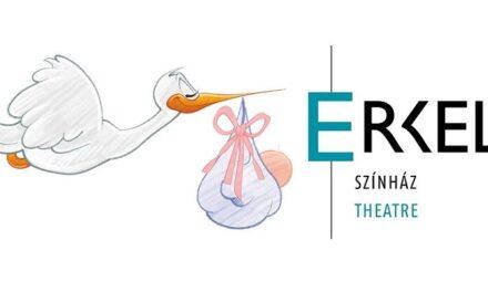 Új opera CD-vel köszöntötte az év első újszülöttjét Ókovács Szilveszter