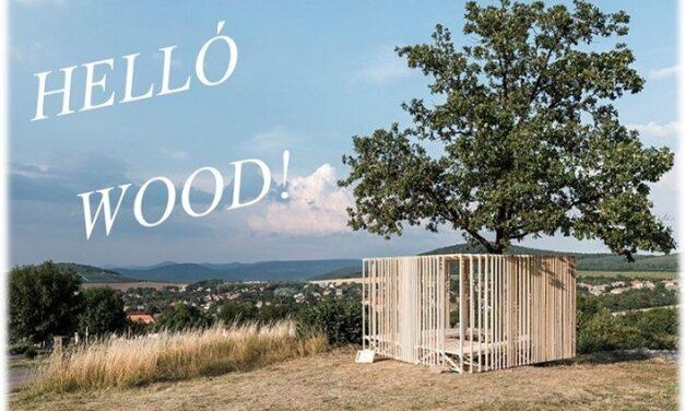Véget ért a Hello Wood Építész Mustra Tokaj borvidéken