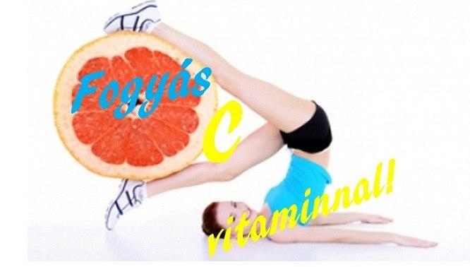 A C vitamin szerepe a fogyásban