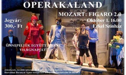 Mozart fiatalokra szabva – Figaro 2.0 az Erkel Színházban