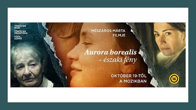Az AURORA BOREALIS-ÉSZAKI FÉNY-é a közönségdíj