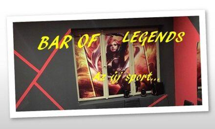 Bar of Legends – Ahogy ma a fiatalok mulatnak