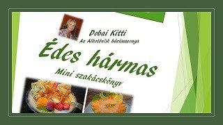 Letölthető mini szakácskönyv