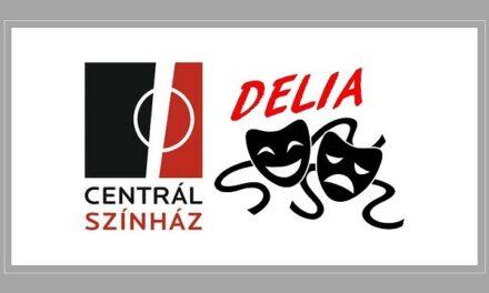 MOLNÁR FERENC DELILA A CENTRÁL SZÍNHÁZBAN
