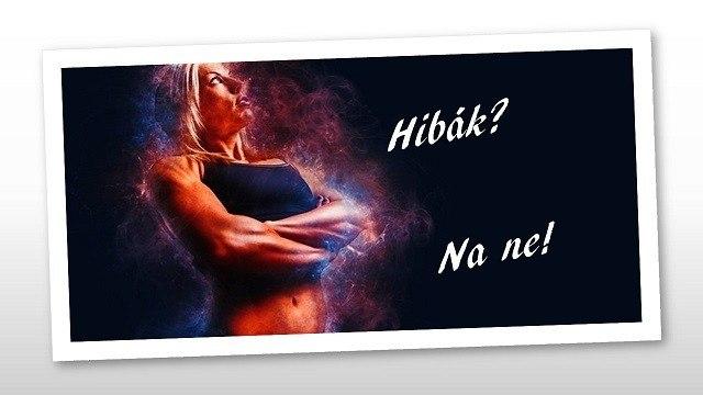 Milyen hibákat követhetsz el edzésként nőként?