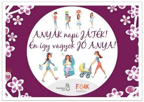 FICSAK_Anyák napi játék