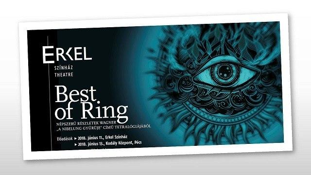 Best of Ring: Wagner-gála Budapesten és Pécsett