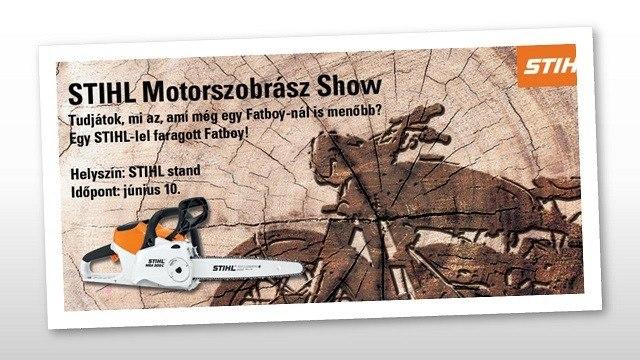 Motorost kap a tavalyi Harley-Davidson Open Road Festen kifaragott Fat Boy