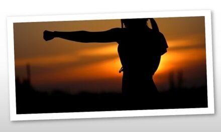 5 nőtípus, aki elmegy önvédelmet tanulni