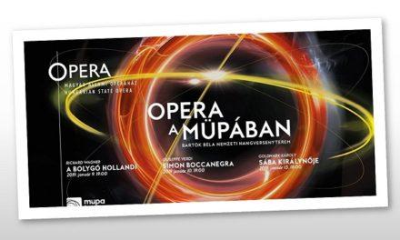Budapesten, vidéken, Koreában és Csehországban is vendégszerepel az Opera