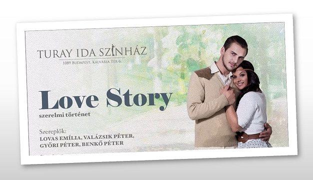 """""""A Love Story mindkettőnknek komoly próbatételt jelentett"""""""