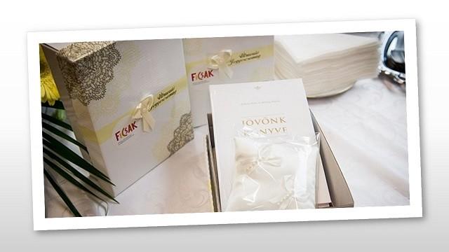 A FICSAK ifjú házasoknak szóló ajándéka!