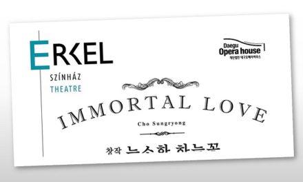 Koreai opera az Erkel Színházban