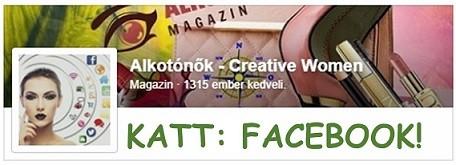 Alkotónők magazin
