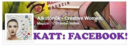 Alkotónők magazin, Orbán Erika