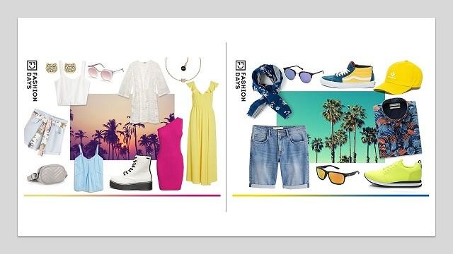 Fashion days kaliforniai álom az Alkotónők magazinban