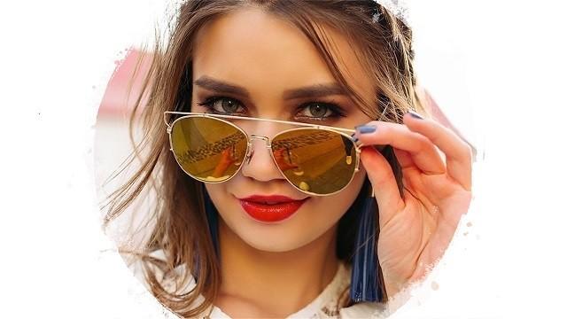 A napszemüveg öltöztet