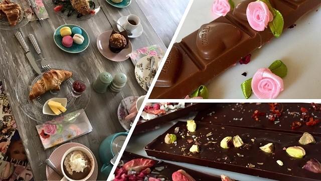 Igazság I. Csokoládé manufaktúra, christi's choco