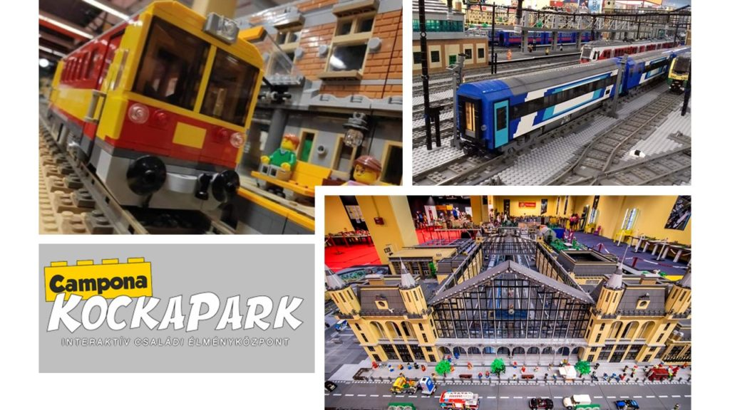 Lego kockapark