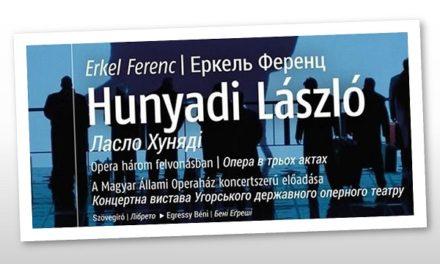 Hunyadi László ismét Kárpátalján