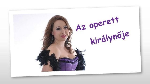 Palotás Ágnes – A született operett énekesnő