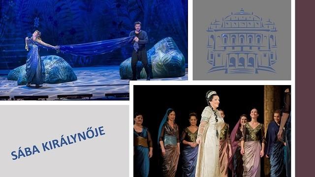 Opera Sába királynője