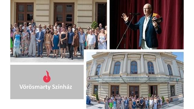 Jubileum. Vörösmarty Színház Székesfehérvár