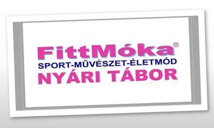 FittMóka Sport, Művészet és Életmód tábor