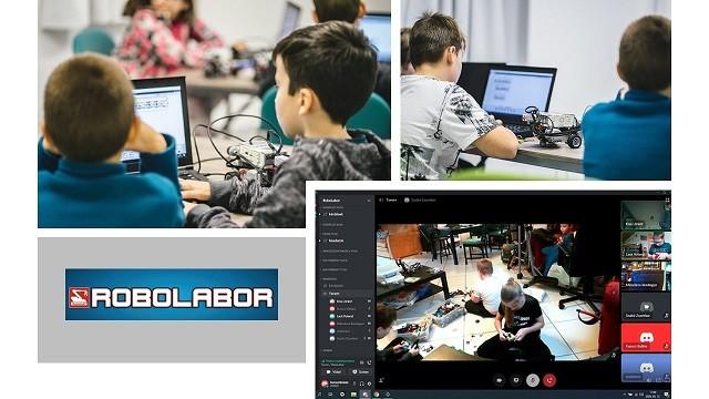 Robolabor - Alkotónők