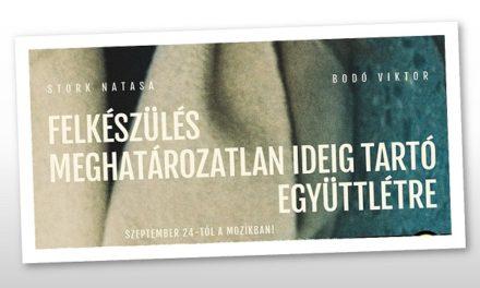 Horvát Lili új filmjének előzetese