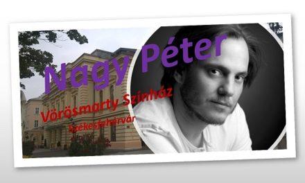 Az évad legjobb színésze: Nagy Péter