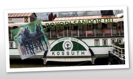Bokodi Sándor-díjjal tüntették ki az alapítót