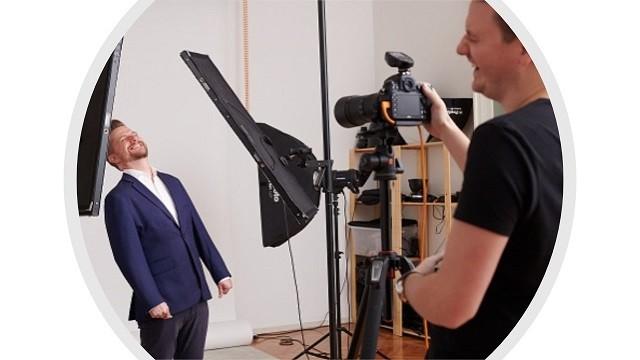 Tóth Balázs, Magyarország elsőszámú üzleti portré fotósa
