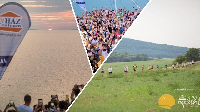 újHÁZ Centrum Napfelkelte Félmaraton