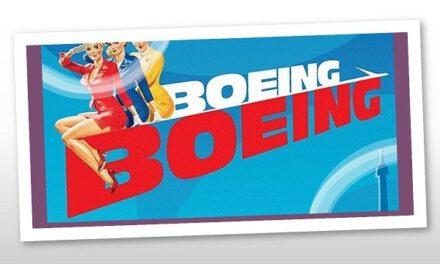 Boeing, Boeing! Rekeszizom próba!
