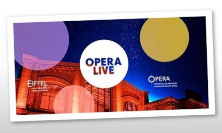 Boncsér Gergely és Kolonits Klára estjeivel folytatódnak az Opera hétvégi közvetítései