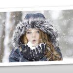 Így védd arcbőrödet az extrém hideg ellen