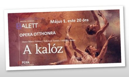 Klasszikus balett három felvonásban