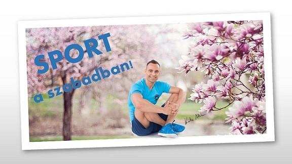 Itt a tavasz, térj vissza a szabadtéri sportoláshoz