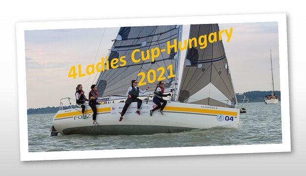 Újra vízre szállnak a női versenyzők a Balatonon