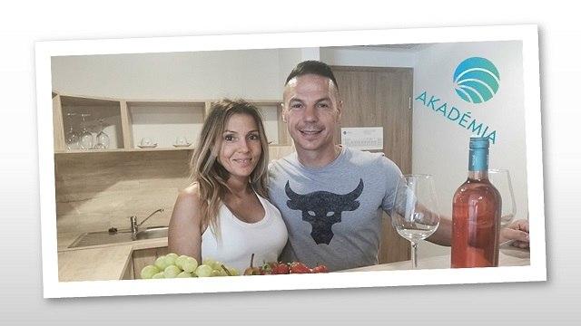 Balatonfüreden vakációzott a Cozombolis házaspár