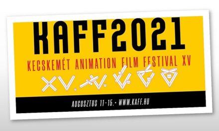 ÉS JÖN A 15. KAFF! – Augusztus 11-15. között 370 animációs filmet vetítenek ingyenesen Kecskeméten