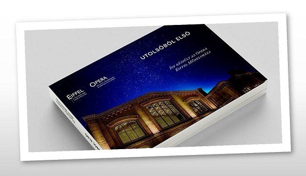 Hivatalosan is átadták az Opera Eiffel Műhelyházát